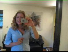 Busty girl next door andy lynn takes picture of herself in the mirror