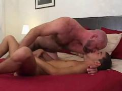 Old daddy forced hate twink sex