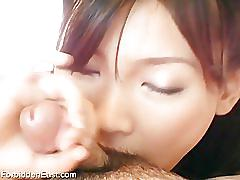 blowjob, forbiddeneast, japanese, uncensored, hairy, panting, pov