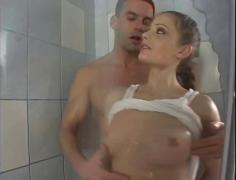 Nice fuck in the shower