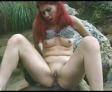 Red anal