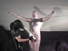 Nasty gay pig daddies filthy body wrapping bdsm desires