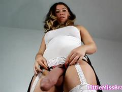 Bp131- young big ass dildo fucking
