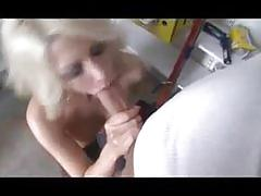 Big tits boss 14