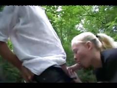 Slutty german blonde bea s