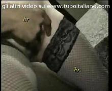 Amateur housewife casalingua italiana
