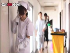 Hot sex with an asian janitor 1 of 3