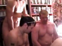 hunks, blowjobs, bareback, anal, hardcore, party, jocks, group sex,
