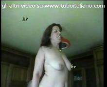 Amateur mature housewife