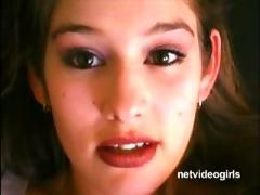 Netvideogirls violet calender audition