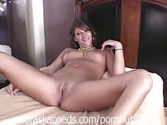 Ping pong ball pussy insertion part 1