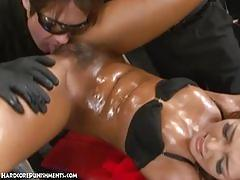 Japanese bondage sex  bdsm punishment of asuka