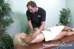 Jessica lynn - hot blonde fucked from behind