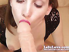 Lelu lovelipstick saleswoman virtual bj sex