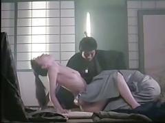 Japanese woman ninja - kunoichi