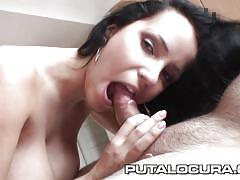 Puta locura stunning latina babe with huge sexy tits