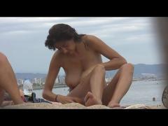 Nude beach4.(amateur)
