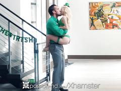 Passion-hd - petite piper perri fucks on st-patrick's day