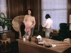 2 girls 1 cock blowjob & cumshot - vintage