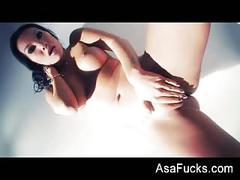 Asa akira's fake hand solo