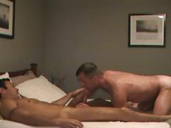 Cock gulping luscious hunks hot bareback moments