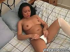 Little asian slut from heaven