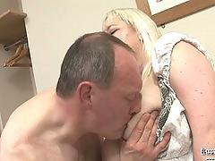 mature, big tits, big boobs, big tit, cock suckin, milf, fucking