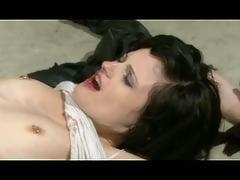 lesbian, bdsm bondage, wasteland, com