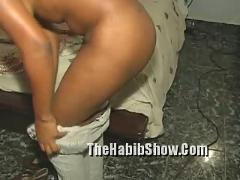 Dominican  beauty quwwn fucked by ghetto hood thug