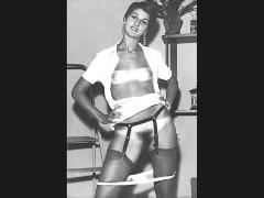 stockings, upskirts, vintage