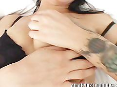 Aimee black amateur creampies