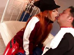 Rei mizuna in -couple in weird costumes playing dirty-, hd