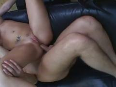 Sexy blonde davia ardell with big tits gets pussy and ass stuffed