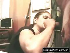 amateur, blowjob, cumshots, milf, compilation, homemade, cumshot, orgasm, blow-job, wife