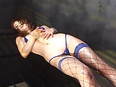 Japanese oily body erotica dance 1  kyouka aikawa