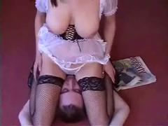Lord butthole loves his maid