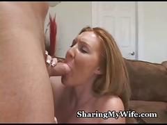 big tits, milf, red head, redhead, amateur, reality, blowjob, hardcore, ass, babe
