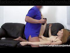 Redhead footjob anal queen squirter
