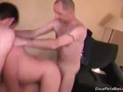 Unbelievable amatuer threesome fucking