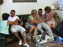 grannies, group sex, matures