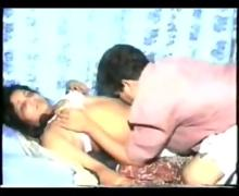 Indian 80s porn aunty fucked by lover with camcorder