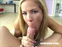 Blow job pov kayla synz