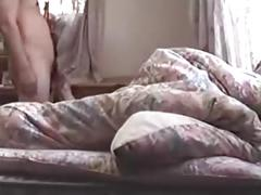 Japanese bbw mature creampie homevideo 46years