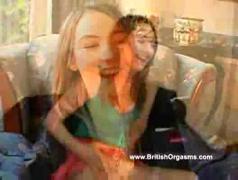 Katie k's orgasm