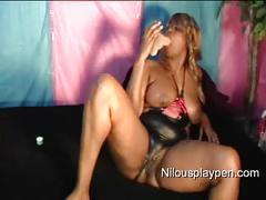 Ass pussy & toys webcam show #567