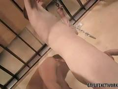 Kameron and nevin fucking ass at work