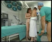 British slut melanie rowan in a german ffm hospital scene