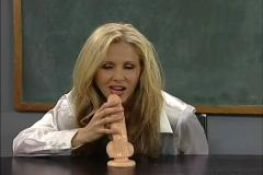 Sex school : sucking cocks (lesson 2).