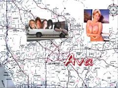 Ava devine gets van banged