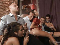 swinger, orgy, babes, blowjobs, strippers, double sided dildo, doghouse digital, steve q, kari, neeo a, george uhl, bara brass, veronica diamond, ferrera gomes, leonelle knoxville